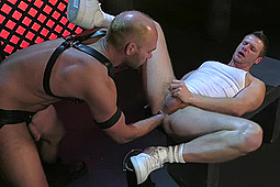 D. Arclyte, Nate Grimes in Pig Alley by Club Inferno, Falcon Studios Group, Hot House Entertainment