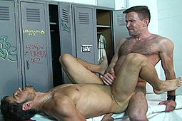 in Straight Guys Get Creampies 3 by Top Dog Production