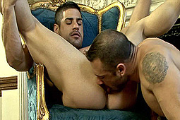 Daniel Marvin, Pedro Andreas in Up The Aristocracy by Uknakedmen.com