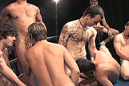 in Goodhandy's Live Sex 4 by Mayhem North Production