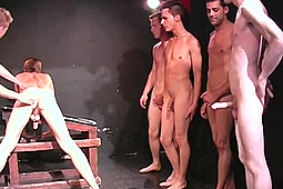Pierre Fitch in Pierre Fitch's Wrestling Orgy by Mayhem North Production