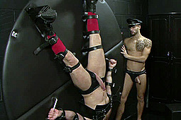 in Hairy Leather Daddies by Butch Dixon, Uknakedmen.com